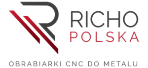 richo, obrabiarki CNC do metalu