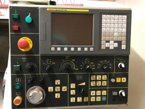 Panel sterujący FANUC 0i-TC, tokarka HARDINGE TALENT 10/78, panel tokarki CNC HARDINGE, sterowanie FANUC 0i-TC
